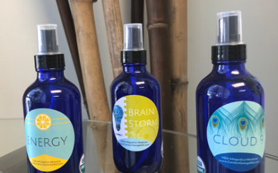 Fire up your Olfactory Nerve and Engage your Senses with Aromatherapy!